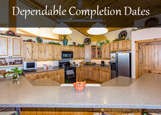 Dependable Completion Dates